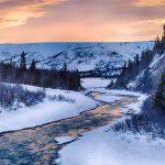 Alaska en invierno. ©Shutterstock