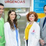 Jorge, Silvia, Lucía y Ramón. ©RTVE