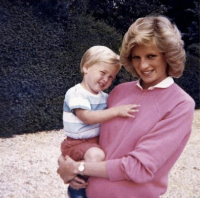 Princesa Diana Embarazada