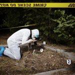 Fotografando evidencias. ©Shutterstock