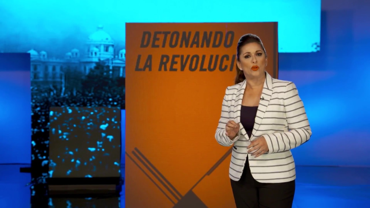 Detonando la Revolución