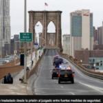 Traslado de El Chapo Guzmán Nueva York.
