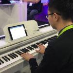 Aprende a tocar el piano mediante señales luminosas