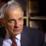 Ralph Nader, former US presidential candidate. ©BBC