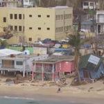 Puerto rico devastado por el huracán María