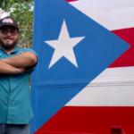 Puerto Rico de pie