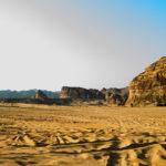 Roca elefante Al Ula Arabia del Sur. ©Shutterstock