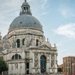 Basílica de Santa Maria della Salute, Venecia. ©Pixabay