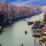 Canales de Venecia. ©Pixabay