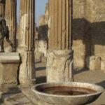 Columnas, Pompeya. ©Pixabay