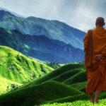 Monje budista. ©Pixabay