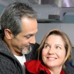 Jesús Cabrero, es el Dr. Blanco y Charo Molina es Clara Rivas