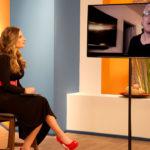 Gaby entrevista a Julio Bevione vía Skype.