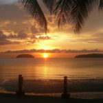 Atardecer en Borneo. ©Pixabay