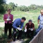 Investigadores y equipo forense reúnen evidencia. ©New Dominion Pictures, LLC