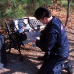 La policía reúne pruebas. ©New Dominion Pictures, LLC