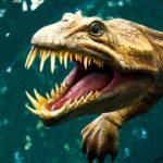 Dinosaurio-enojado. ©Pixabay