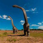 Mamífero-dinosaurio. ©Pixabay