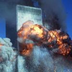 Explosión tras avionazo, septiembre 11