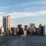 Lower Manhattan antes del 11 de septiembre