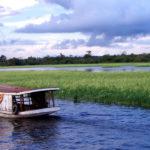 Barca, Río Amazonas. ©Pixabay