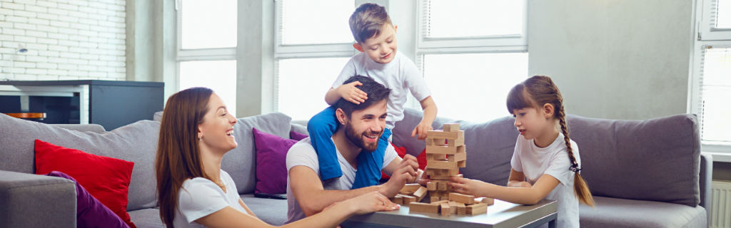 Actividades para hacer en casa en familia