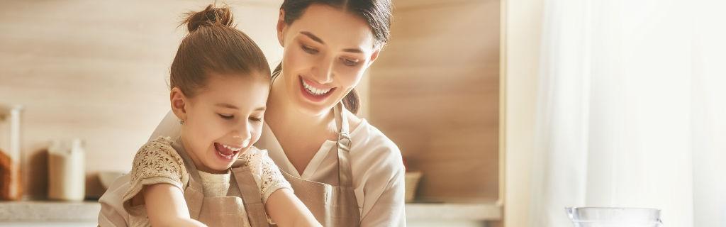 Recetas para hacer con tus hijos