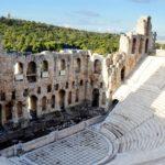 Atenas teatro griego ©Pixabay
