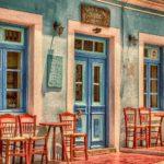 Café en Grecias ©Pixabay