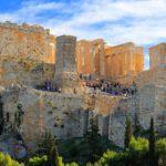 Ciudad Acrópolis Atenas ©Pixabay