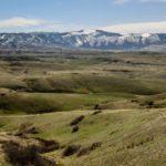 Colinas de la pradera americana ©Shutterstock