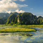 Reserva Natural de Van Long ©Shutterstock