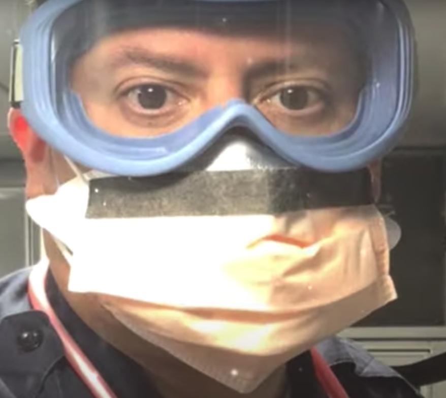 En este episodio conocemos a George Contreras, paramédico ecuatoriano con 29 años de experiencia en la ciudad de Nueva York, persistente en la primera línea de batalla contra el COVID-19.