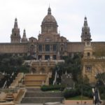 Barcelona España Montjuic