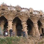 Barcelona España Parque Güell