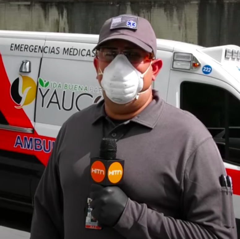 coordinador emergencia en Yauco
