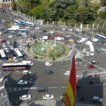 Fuentes las Cibeles Madrid ©Pixabay