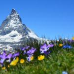 Matterhorn-Suiza ©Pixabay