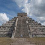 México Pirámide en Chichen Itza