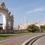 Nápoles Italia Fontana del Gigante