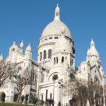 Paris Francia Basílica del Sacré Cœur