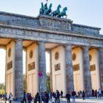 Puerta de Brandenburgo Alemania ©Pixabay