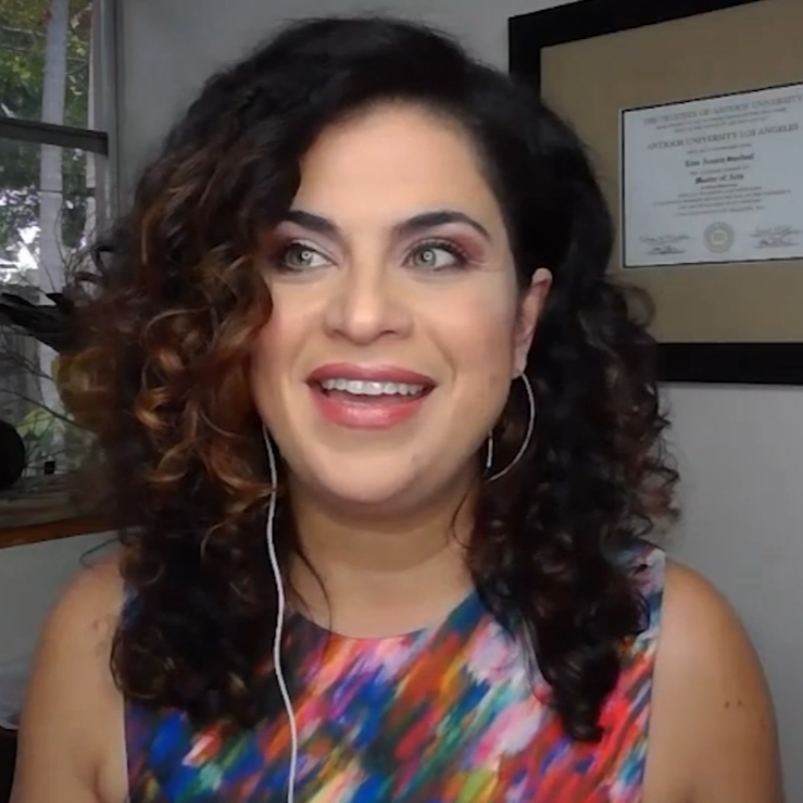 Voces del futuro presenta a Lina Acosta Sandaal