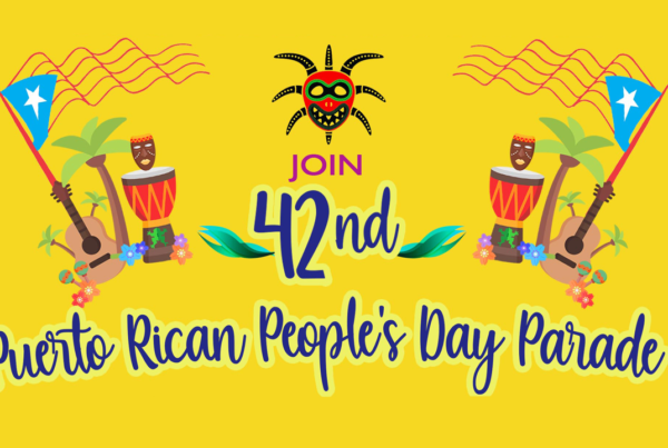 42 Puerto Rican Parade