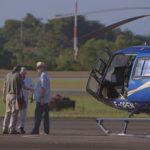 Listos para volar por el Amazonas