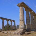 Ruinas sur de Italia
