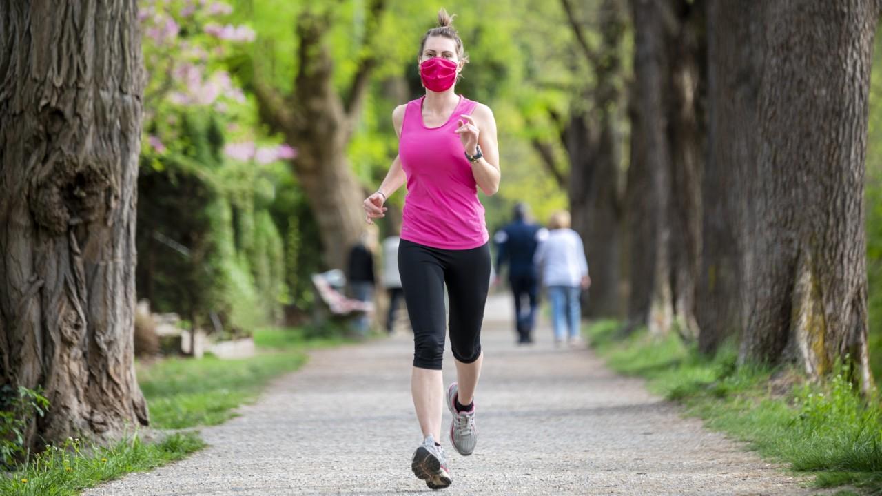 Volver a hacer ejercicio después de recuperarse de Covid-19