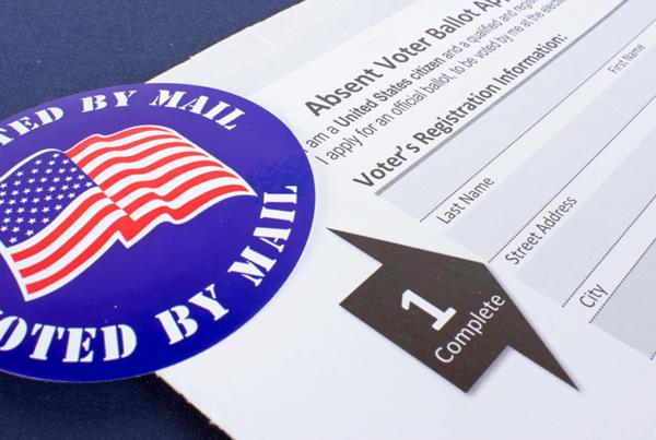 Votar en persona o por adelantado