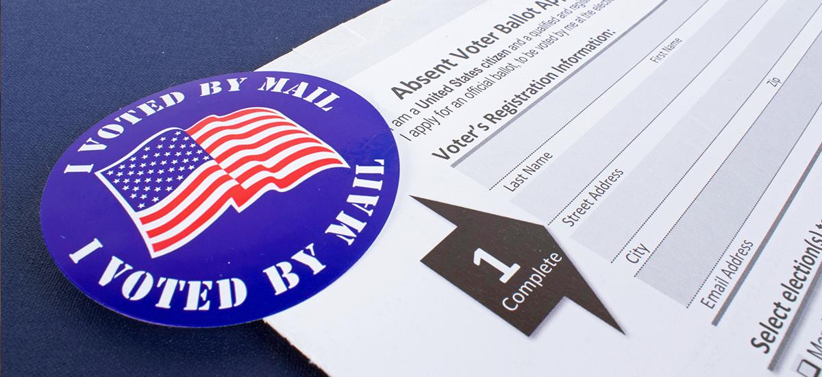 Votación ausente y por adelantado