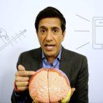 10 Sanjay Gupta explicando el cerebro Signos Vitales